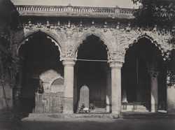 Facade on the W. side of the Nayakar Durbar Hall [Thanjavur]
